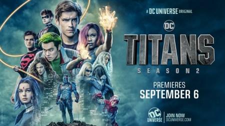 Вышел трейлер второго сезона супергеройского сериала Titans / «Титаны» от DC Universe, премьера назначена на 6 сентября