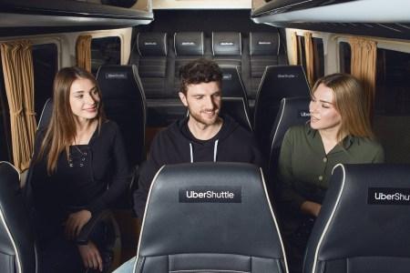 UberShuttle запустил в Киеве новый маршрут «Оболонь — Центр»