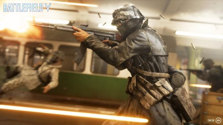 DICE: режима «5 на 5» в Battlefield V не будет