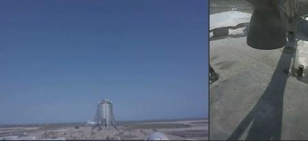 Первый блин — комом. SpaceX снова попытается запустить Starhopper с подъемом на 150 метров в ближайшие 24 часа