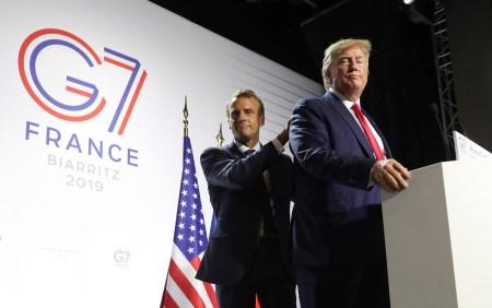 США и Франция смогли достичь соглашения в конфликте из-за введения дополнительного налога на крупные IT-компании
