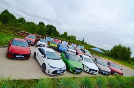 «Автомобиль года 2020»: Ford Focus, Mazda 3, SKODA Fabia и еще десяток авто