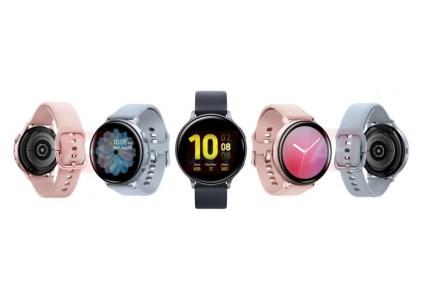 Опубликованы изображения и характеристики грядущих умных часов Samsung Galaxy Watch Active 2