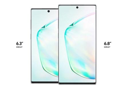 Рекламные материалы раскрыли возможности камеры и цены смартфонов Samsung Galaxy Note 10