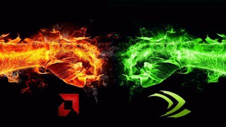 Впервые за пять лет AMD обогнала NVIDIA по поставкам GPU
