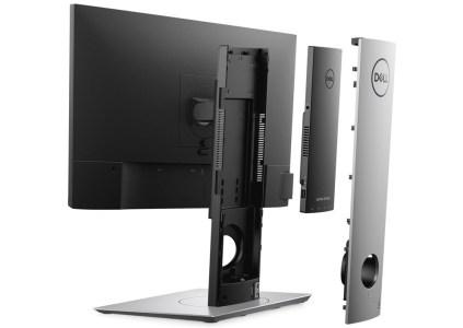 Dell OptiPlex 7070 Ultra – производительный компьютер, скрытый в подставке монитора