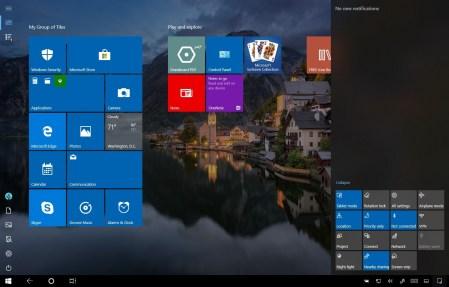 Microsoft разрабатывает новый планшетный режим для Windows 10