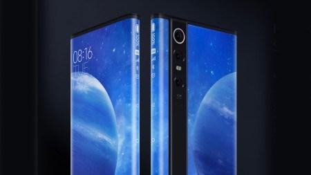 Xiaomi Mi MIX Alpha: инновационный дисплей, покрывающий почти весь корпус, 108-Мп камера и цена… $2800