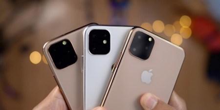От $750 до $1300. Стали известны цены новых iPhone 11, iPhone 11 Pro и iPhone 11 Pro Max