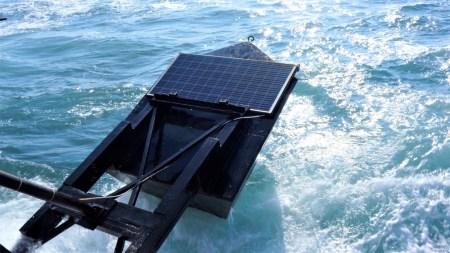 Шведские инженеры Eco Wave Power представили проект солнечно-волновой электростанции
