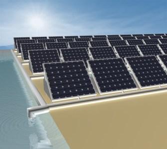 Инженеры из Саудовской Аравии разработали солнечную электростанцию, которая не только вырабатывает электричество, но и добывает питьевую воду
