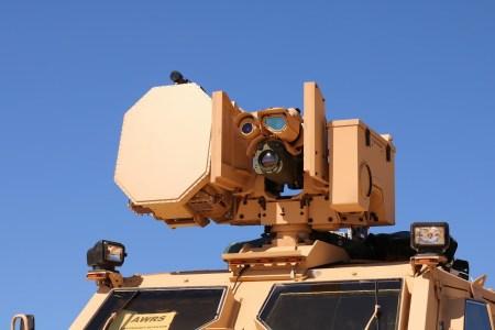 Американские военные разрабатывают систему, которая позволит сбивать беспилотники короткими очередями из пулемета