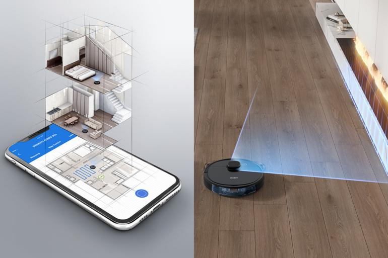 Новинка от Ecovacs - робот, который убирает дом вместо вас