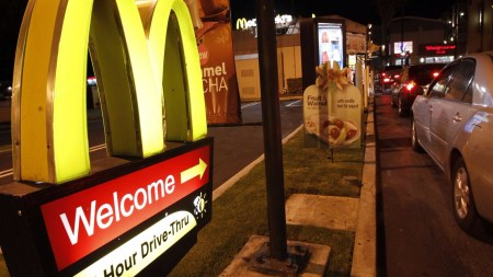 McDonald's попытается автоматизировать прием заказов в «МакДрайв» при помощи технологии распознавания речи, разработанной стартапом Apprente