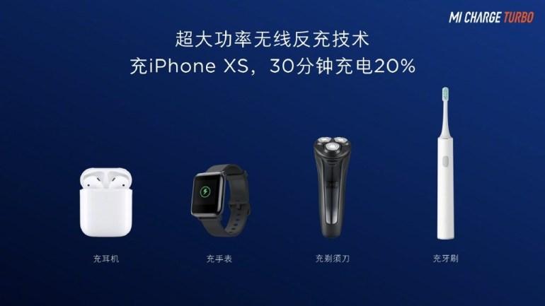 «4000 мА·ч за 69 минут»: Представлена технология сверхбыстрой беспроводной зарядки Xiaomi Mi Charge Turbo мощностью 30 Вт