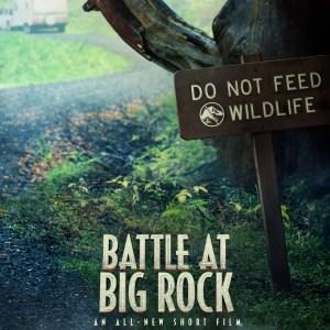 «Диких животных не кормить»: Колин Треворроу снял короткометражку Battle at Big Rock по вселенной «Мир Юрского периода», в которой динозавры — уже не экзотика [видео]