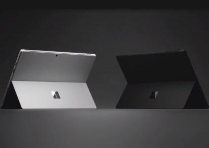 В сеть просочилась информация о конфигурациях нового планшета Microsoft Surface Pro 7 с процессорами Intel