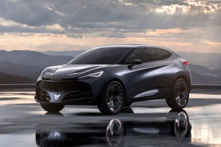 Seat представил концепт электрокроссовера Cupra Tavascan на платформе VW MEB с мощностью 225 кВт, батареей 77 кВтч и запасом хода 450 км (WLTP)