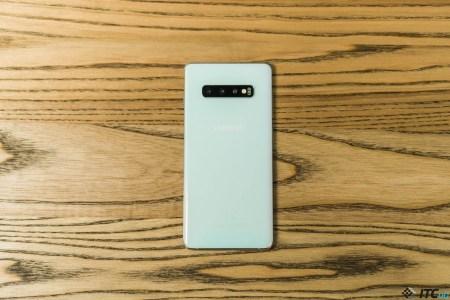 Обновление прошивки принесло некоторые функции Galaxy Note10 на смартфоны Galaxy S10