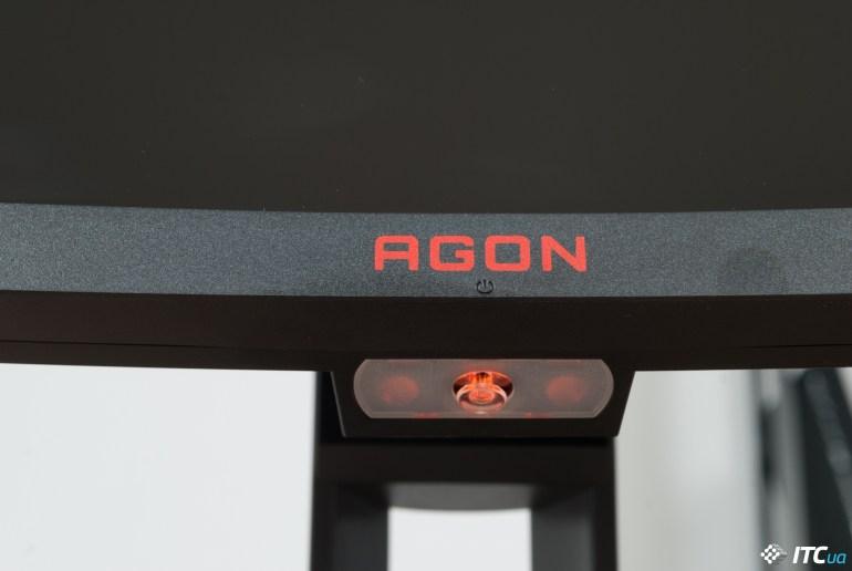 Обзор игрового монитора AOC AGON AG273QCX