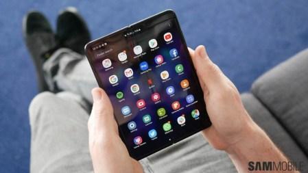 «Внутренний дисплей 6,7″, привычный форм-фактор раскладушки и коллаборация с известным дизайнером». Следующий складной смартфон Samsung Galaxy Fold 2 выйдет в начале 2020 года