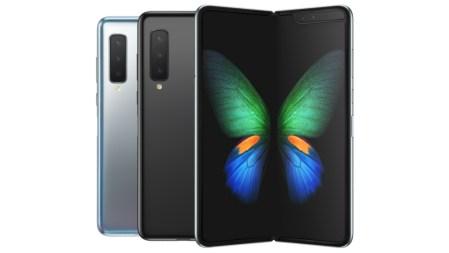 Официально: сгибающийся смартфон Samsung Galaxy Fold поступит в продажу 6 сентября