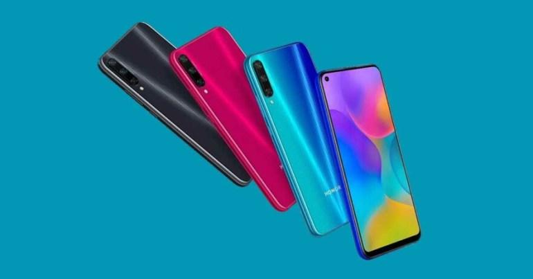 Представлены смартфоны-середнячки Honor 20S и Honor Play 3: тройные 48-мегапиксельные камеры, экраны с отверстием и восьмиядерные процессоры