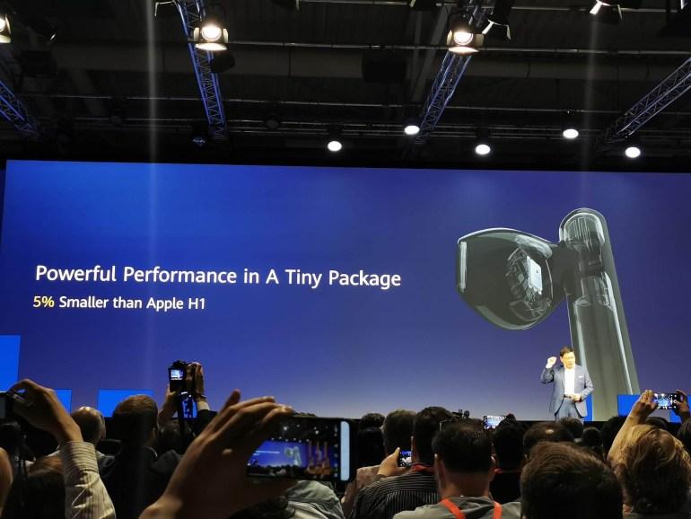 Первый взгляд на наушники Huawei FreeBuds 3 и новые цвета P30 Pro