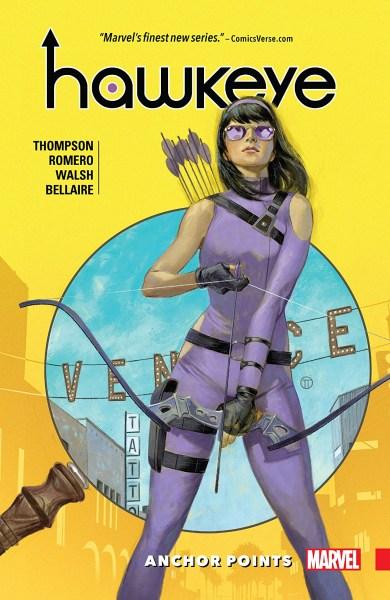 """Преемницу """"Соколиного Глаза"""" Кейт Бишоп в сериале Hawkeye сыграет Хейли Стейнфилд, известная по """"Бамблби"""""""
