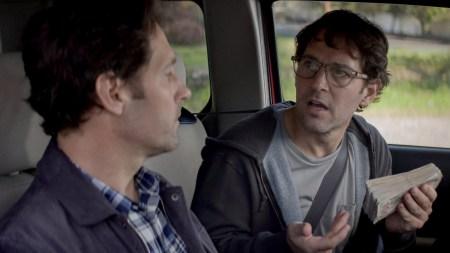Первый трейлер комедийного сериала Living With Yourself / «Ужиться с самим собой» от Netflix, в котором Пол Радд (Человек-муравей) играет две версии одного героя