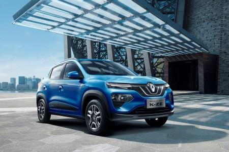 В Китае представили серийный электрокроссовер Renault City K-ZE с мощностью 33 кВт, батареей 26,8 кВтч, запасом хода 270 км (NEDC) и ценником от $8700