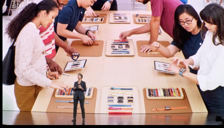 Сервис Apple Watch Studio позволит индивидуально подобрать комбинацию корпуса Apple Watch и ремешка для часов