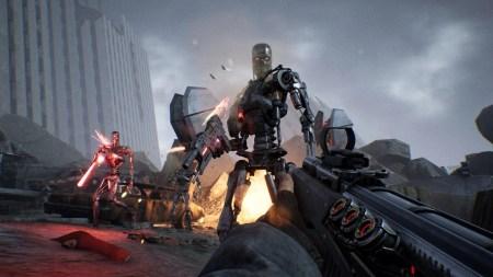 Reef Entertainment и Teyon анонсировали шутер Resistance / «Терминатор: Сопротивление» для платформ PS4, Xbox One и PC [трейлер]