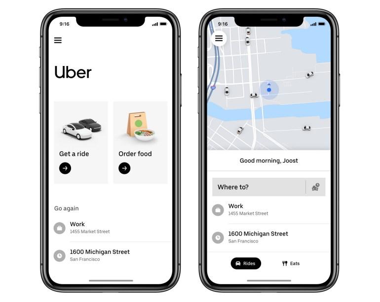 Uber представил новое приложение, объединяющее поездки, доставку еды и другие опции, подписку Uber Pass, а также анонсировал ряд улучшений безопасности