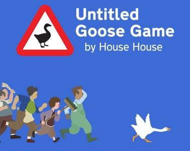 «В деревушке очаровательный денек, а вы — отвратительный гусь»: Необычная стелс-песочница Untitled Goose Game вышла на ПК и Nintendo Switch [трейлер]