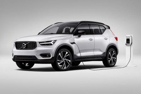 Volvo представит серийный электрокроссовер Volvo XC40 16 октября 2019 года, а пока разработчики продемонстрировали его платформу