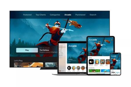 Сервис Apple Arcade уже доступен для некоторых пользователей – за 3 дня до официального запуска