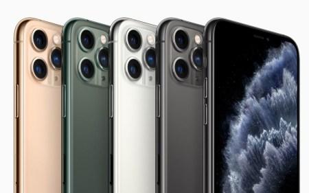 Новые iPhone 11 не блещут производительностью в AnTuTu и к тому же все оснащаются 4 ГБ ОЗУ