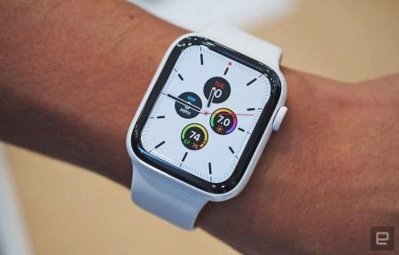 Новые Apple Watch Series 5 получили вдвое больше памяти (32 ГБ), за керамические придется заплатить от $1300