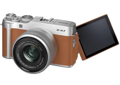 Беззеркальная камера начального уровня Fujifilm X-A7 получила улучшенный сенсор, доработанный автофокус и запись видео 4K/30p