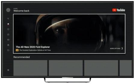 YouTube начнёт показывать огромный рекламный баннер Masthead на главной странице своего приложения для телевизоров
