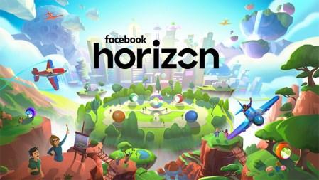Facebook Horizon — многопользовательская «песочница» в виртуальной реальности