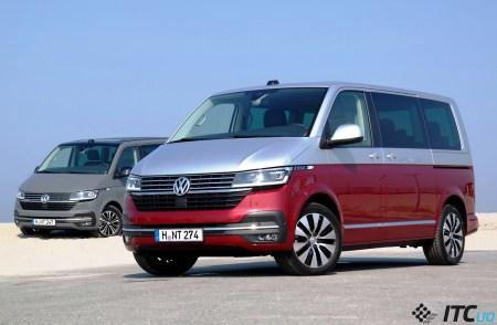 Тест-драйв Volkswagen Multivan T6.1: больше технологий – больше комфорта?