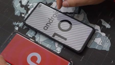 Samsung продолжает удивлять: Android 10 для флагманов компании выйдет очень быстро