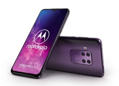 Представлен смартфон Motorola One Zoom: 6,4″ экран OLED, 48-Мп квадрокамера (3-кратный оптический зум и OIS на двух модулях), чистый Android и аккумулятор на 4000 мА·ч, но цена 400 евро