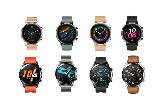 Умные часы Huawei Watch GT 2 получили LiteOS автономность до 2 недель и цену от €230