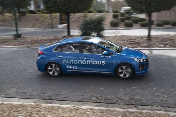 Hyundai и Aptiv создают совместное предприятие, чтобы вывести на дороги беспилотные автомобили к 2022 году