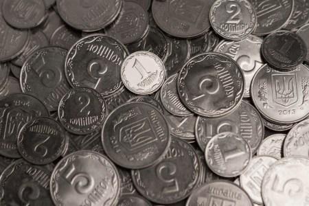 Монеты номиналом 1, 2 и 5 коп. не будут приниматься для оплаты с 1 октября, а монеты 25 коп. постепенно выведут из обращения