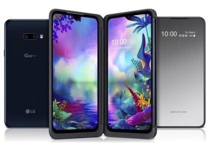 Анонсирован смартфон LG G8X ThinQ и обновлённый чехол DualScreen с дополнительными дисплеями