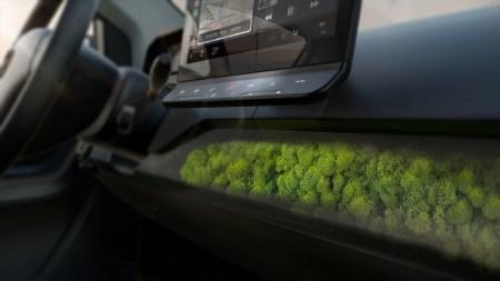 Немцы показали интерьер «солнечного» электромобиля Sono Sion с живым лишайником в системе фильтрации воздуха